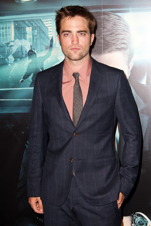 Angry/Serious Rob is hot. Robert Pattinson | 'Cosmopolis' Paris Premiere at Le Grand Rex - May 30, 2012