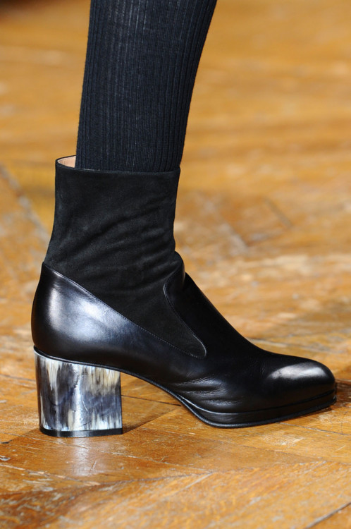 puddleducks:  Dries Van Noten Fall 2012