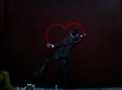 Nick Walker finishing touch @bkstreetart
