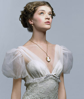 alysefashion:  Jane Austen Styled
