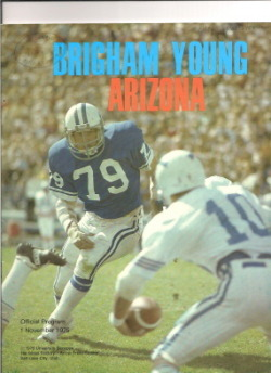 Sweet game program from the mid 70s.