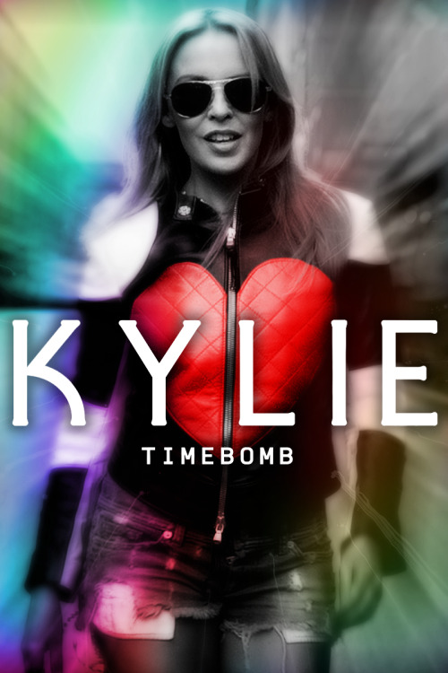 Kylie Minogue's Timebomb is premiering tonight at 1a/12c on Logo! We <3 Kylie.