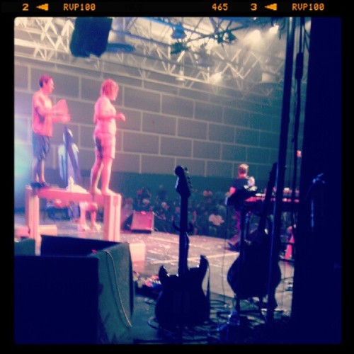 #backstage #view (Taken with instagram)