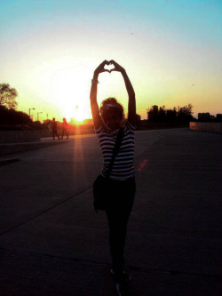 My sister is lovely, took this last summer! Follow her lovely posts! samiya-love.tumblr.com