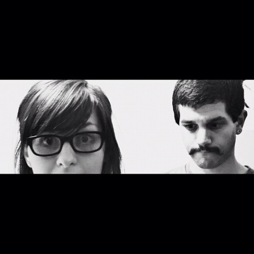 The Album Album: Track 30. The Big Come Up ( The  Black Keys) #moustachemay  (Taken with instagram)