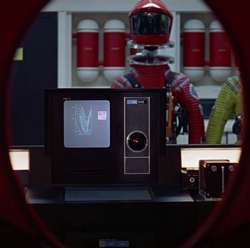 monsterman:   2001: A Space Odyssey (1968)