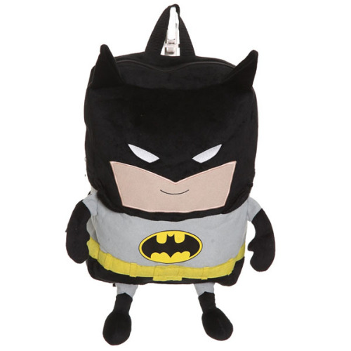 sogeekchic:  Batman backpack ($24.50) available from HotTopic (via FashionablyGeek)