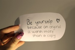 never forget to love yourself <3…the rest falls into place
