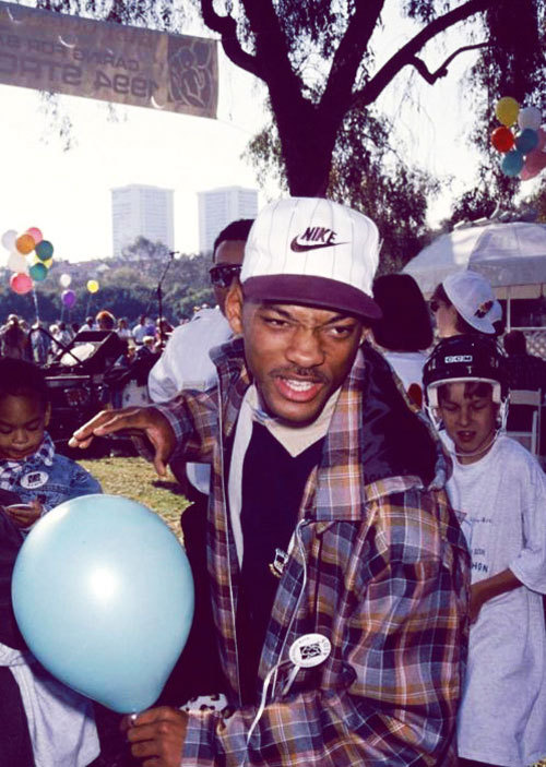Photograph (1994) The Fresh Prince Photo Source: RoseWood15.com