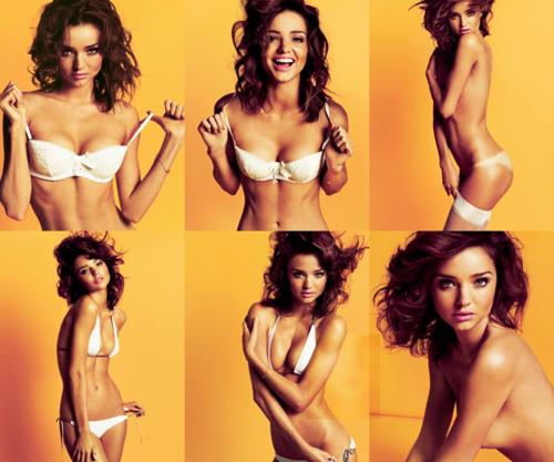 femaleshapes:  Miranda Kerr