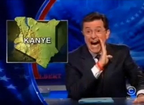 "I don't know about y'all but I'd totally live there. (via: Colbert Sings ""Amercia The Beautiful"" 