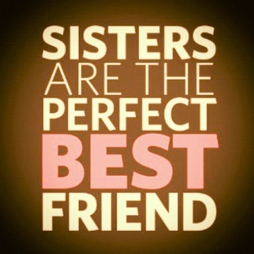 #quoteoftheday #sister #quotesforgirls #instamood #instavent #love ^.^ can always count on you @thesandune  (Taken with instagram)