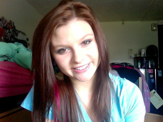 Because some days red highlights are necessary.