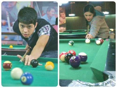 japs-emam:  Another Version of Billiards Tayo  (c) @imMsLibra (JA) & GMA Films (EM)