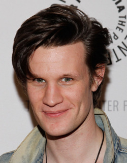 British actors I am in love with #11- Matt Smith.