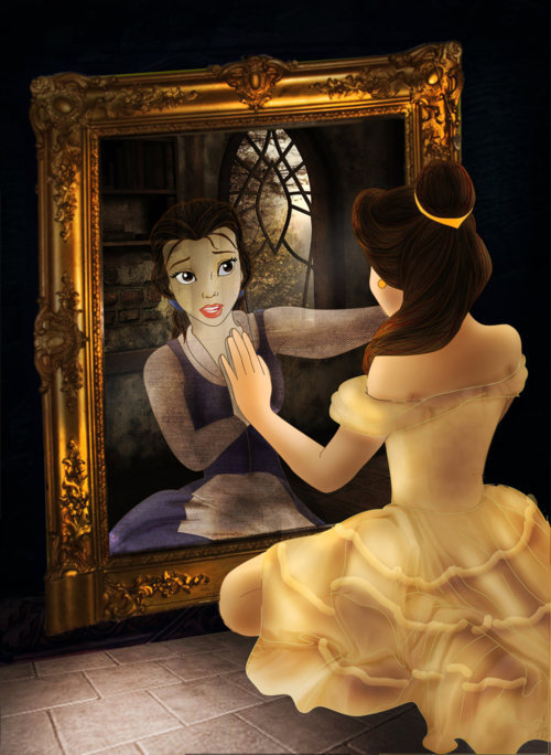iwishuponstars:  Dear GOD.  Best Belle art ever!