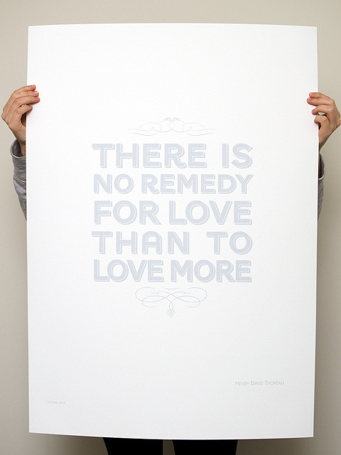 by9:  Quote poster, Henry David Thoreau by Liz Tower on Flickr.