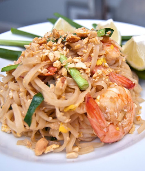 Pad Thai. Recipe here.