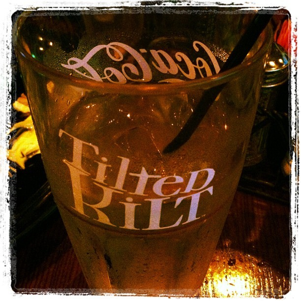 Tilted Kilt (Taken with instagram)