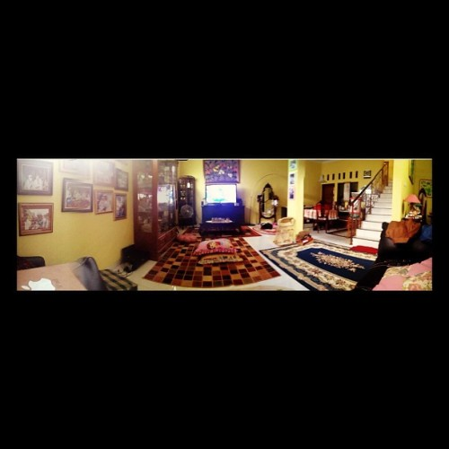 #panorama #myhome #instagram #instagood #instadaily #popular #ig #igers #iphonesia #iphoneography  (Taken with instagram)