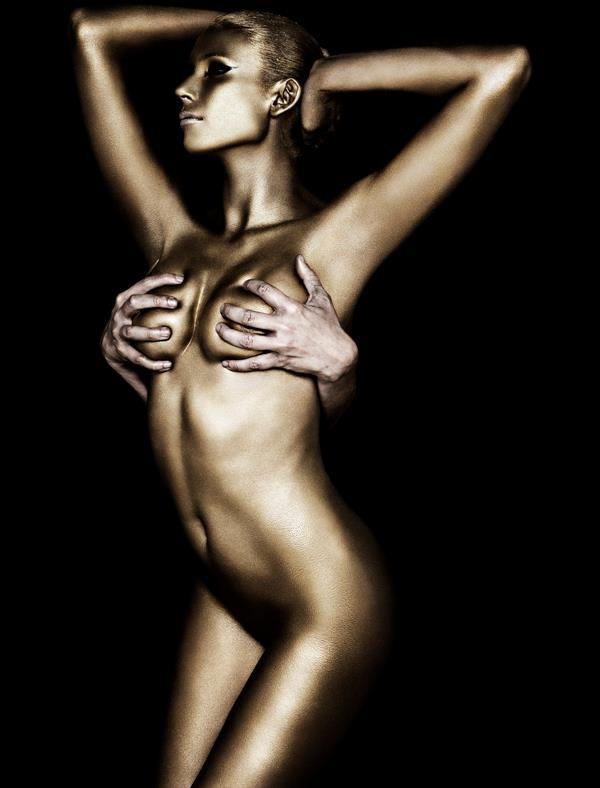 nude tuuli shot by rankin