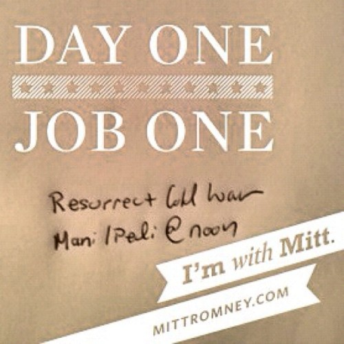 #imwithmitt (Taken with instagram)