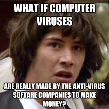 megustamemes:  Conspiracy Keanu  it's funny cuz they are lol