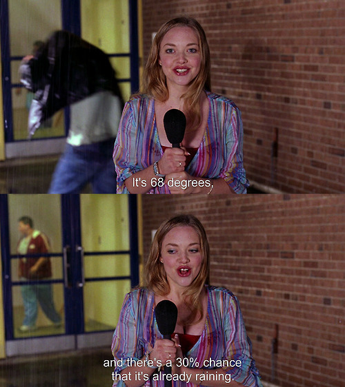needyhood:  You have a very bright future, Karen Smith. lol