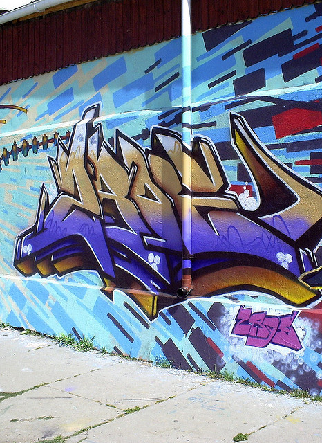 Zade by COLOR IMPOSIBLE CREW on Flickr.