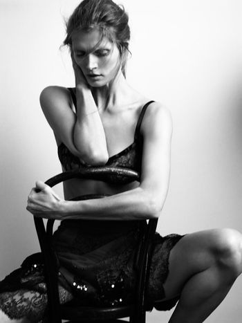 vitavie:  Malgosia Bela ph. by Josh Olins for The Last Magazine SS 2012