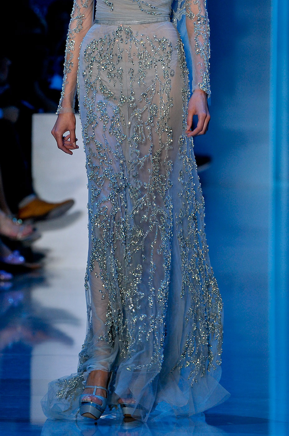 Elie Saab - Couture Fall 2011.