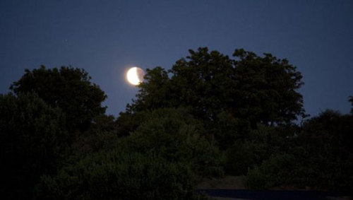 mothernaturenetwork:  Partial lunar eclipse to kick off month of great skywatchingSkywatchers in North and South America, Australia and eastern regions of Asia will be treated to a partial lunar eclipse on June 4 around 7:00 a.m. EDT.