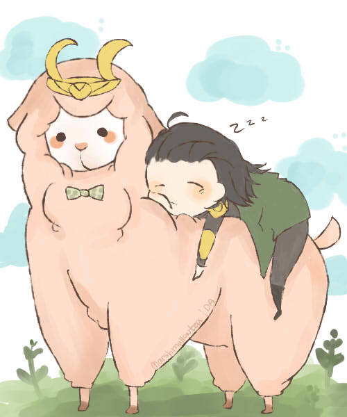 mikeyscookie:  Sheep ~