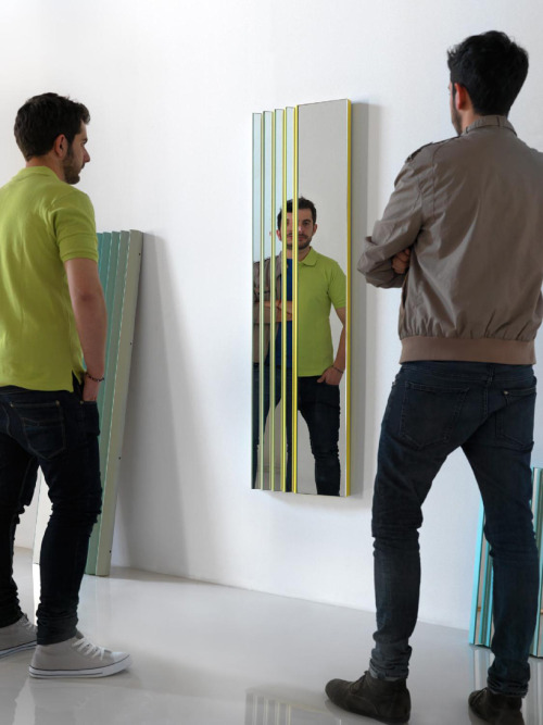 From Valencia: Mut design, Zig Zag mirrors.Love-Spain