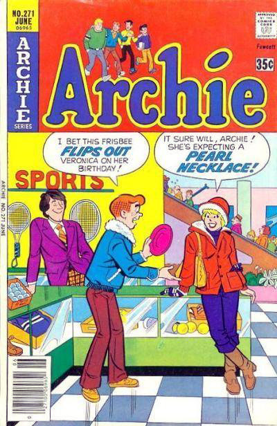 loopez:  Archie gets some expert advice as to what women really want…
