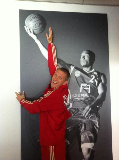 Basti and his passion for basketball