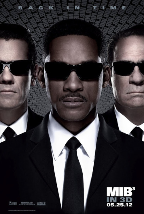#362/#79 Men In Black 3 When Agent K (Tommy Lee Jones) is erased from existence, Agent J (Will Smith) must go back in time and work with a younger K (Josh Brolin) to stop the alien responsible before it's too late. While I don't think to many people were clamouring for a 3rd MIB film it's nice to have it all the same. While nowhere near as good as the original film it does outstripped number 2 by a good margin. Smith fits back into his old role with ease and Brolin is doing such a pitch perfect Tommy Lee Jones throughout the film that you almost forget that he is another actor. It's also got some good comedy, some good secondary characters and an overall summer popcorn movie feel to it. It's not without it's faults however. There are some really ham fisted attempts at foreshadowing which are about as subtle as a foghorn, a pretty so-so villain and a completely unneeded twist near the ending that added nothing and, with the benefit of a couple of days thinking time, actually kinda screw up elements of the earlier films. There is never enough there to stop making it an enjoyable experience but they are annoying to have to watch all the same. Nothing we haven't seen before, and it's not going to blow anyone's mind, but it is an entertaining watch with a bunch of friends regardless. 3/5
