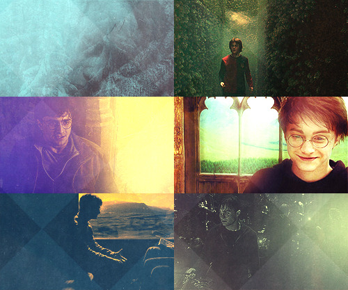 Harry Potter challenge  » 1 - Favourite character. Harry James Potter