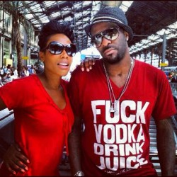 kaysha2201:  Fuck Vodka Drink Juice - T-shirt by Shadawear - http://shadawear.com #shadawear #clothing #fashion (Taken with instagram)