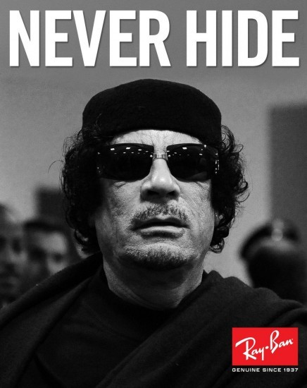escapekit:  Never Hide - Ray-Ban ad