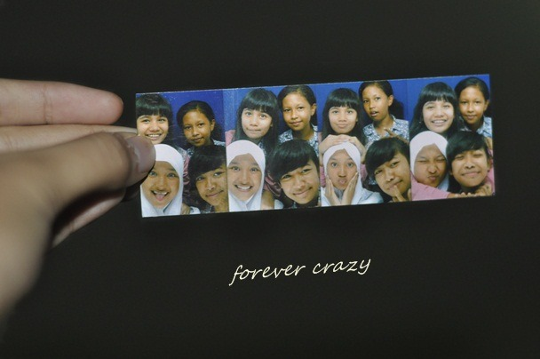 forever crazy with ckyp. always together wherever and forever. o:) me, alma, dita, adn dina.