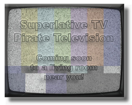 Superlative tv is a new television station, launching in the gaps in the airwaves left dormant in the wake of the digital switchover. We aim to create a tv station that could have been, but never was. This will be a station that fills a gap in British broadcasting in the lack of thoughtful and relevant arts & cultural programming, locally relevant programming, public access to the airwaves, and political programming. For a great number of people in Britain, television is still the main source of information, entertainment and (to an extent) education, however there is a distinct lack of accessibility for most people to make television programmes. We are opening up the airwaves for everybody.THE RADICAL SCREEN IN YOUR HOME We'd like you to supply this new television station with content in the form of 3 videos.Send us:1) a video that has inspired you2) a video that you have inspired/is made by a friend 3) a video that you have made yourselfWe do not claim any ownership or copyright of the material you send us.We are receivable for an area of 5 miles of our transmitter, which should cover; central, east, south east London predominantly, and further afield….The programmes will also be available online at superlativetv.comPlease send files or links to the videos either using dropbox/yousendit or YouTube/Vimeo links.This will be a platform for programme making, performance and live events. If you have anything in particular that you would like to do on television, tell us that too.email:antenna@superlativetv.com  If you know anyone who'd be interested, please spread the word.  We look forward to hearing from you,- Superlative Televisiontransmitting greatest televisualising