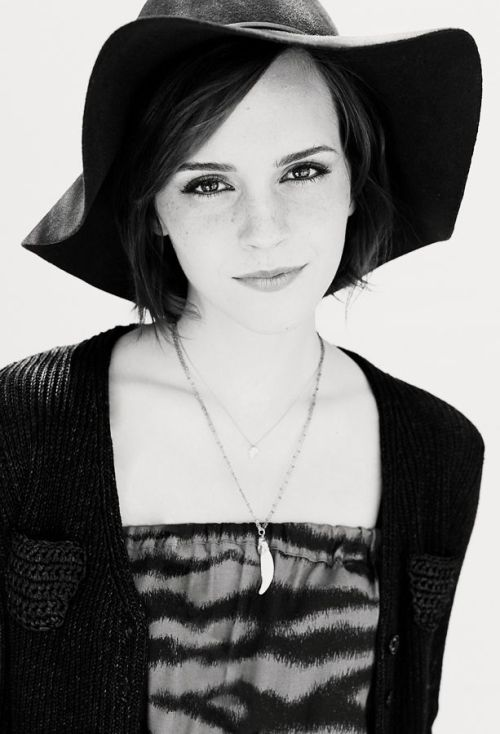 thingsthatexciteme:  Emma Watson by Luke Wooden