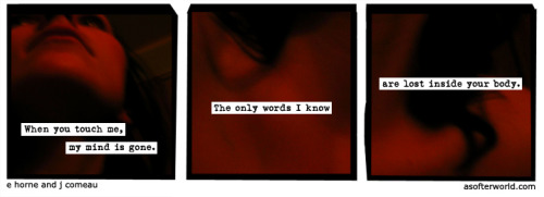 A Softer World: 821 (right in there)