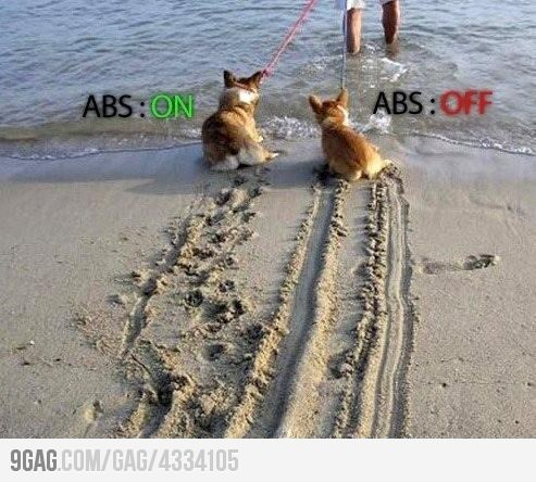 ABS braking Explained.