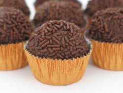 foodopia:  brigadeiros, brazilian chocolate bonbons: recipe here