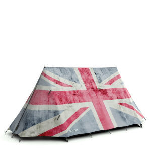 Another unbelievably cool source of Diamond Jubilee-inspired goods. Check out the jelly golf course on the roof by Bompas and Parr.