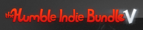 videogamenostalgia:  Humble Indie Bundle 5 released! Arguably the best one yet. If you don't know about the bundles, it's pay what you want, DRM free, and you'll be supporting charity and indie developers at the same time. Pay more than $1 and unlock Steam codes for all of the games.  I've played Bastion,Amnesia & Psychonauts. All fantastic games on their own. This is definitely one of the best Humble Bundles I've seen.