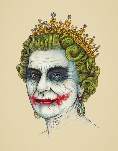 God Save the Villain! by Enkel Dika