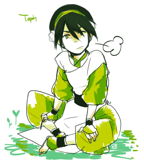 Toph by ~mariisle
